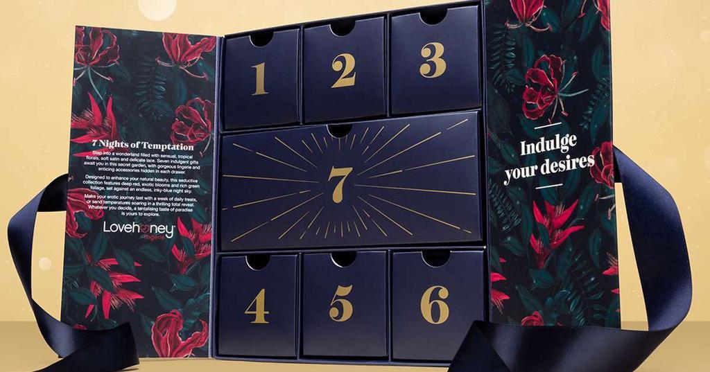 Adult advent calendars | Beanstalk Mums