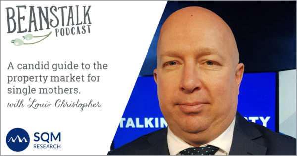 Property market for single mums   Beanstalk Podcast