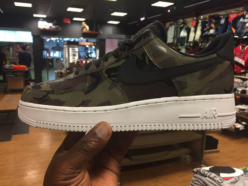 Buy It Now Nike Air Force 1 Country Camo Pack