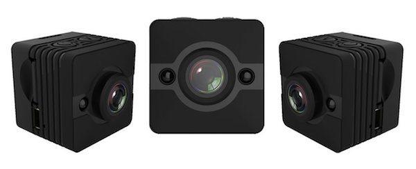 Motio Full HD Video Recording 1080P Night Vision Mini Nanny Camera Portable