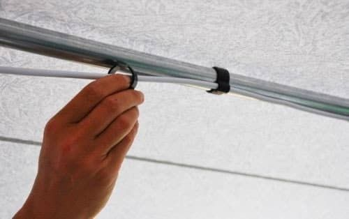 Isabella Awning Pole Joint